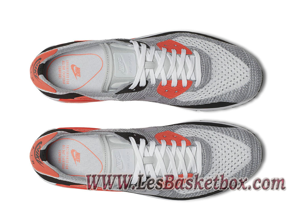 Nike Air Max 90 Ultra Flyknit Infrared 23 875943_100 Chaussures NIke Pas cher Pour Homme 1704160768 Officiel Nike Basket Pour Homme Et Femme A