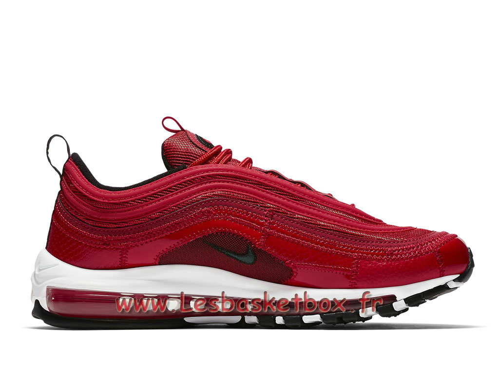 nike air max 97 homme rouge